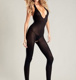 Be Wicked Halter Top Body Stocking