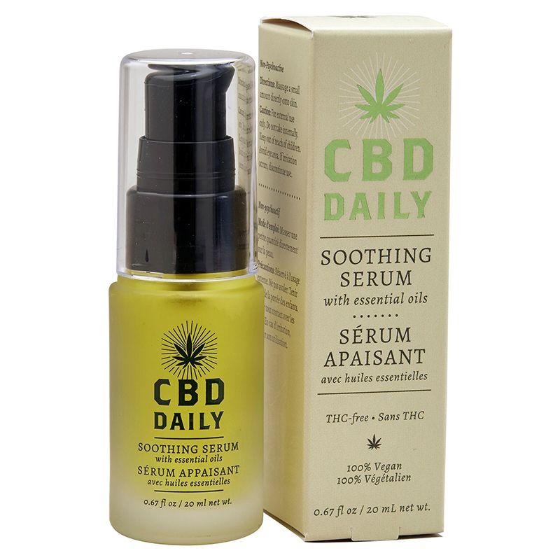 Earthly Body CBD Soothing Serum 20 ml