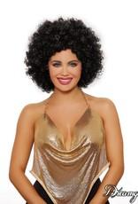 Dream Girl Unisex Afro Wig