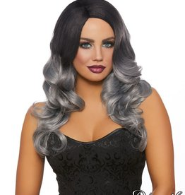 Dream Girl Long Wavy Ombre Wig
