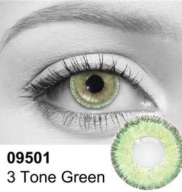 Camden Loox 3 Tone Green Contact