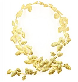 Fig Vine Necklace - Tumbaga