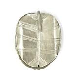 Turtle Shell Pendant - Alpaca