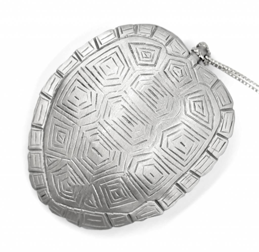 Turtle Ornament - Alpaca