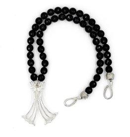 Gogo Logo Necklace - Sterling Silver