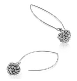 Kousa Dogwood Earrings - Sterling Silver (Wire)