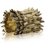Spiny Murex Conch Cuff - Tumbaga (Double)