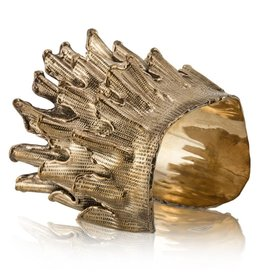 Spiny Murex Conch Cuff - Tumbaga (Single)