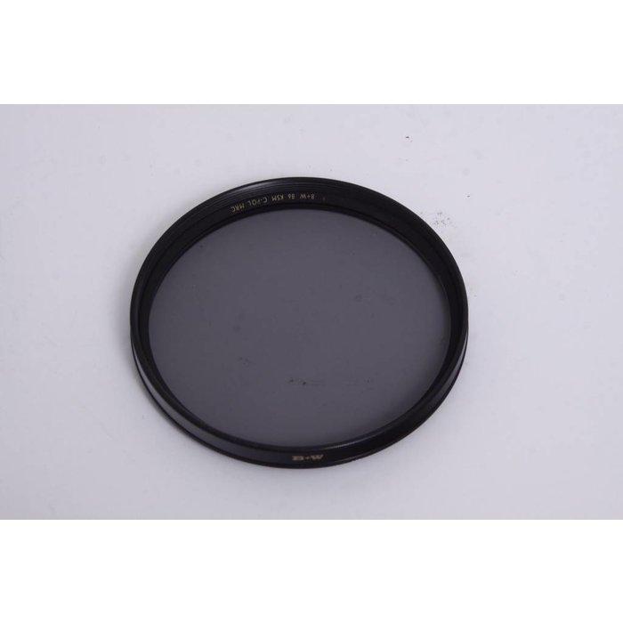 B+W 86mm KSM Circular Polarizer