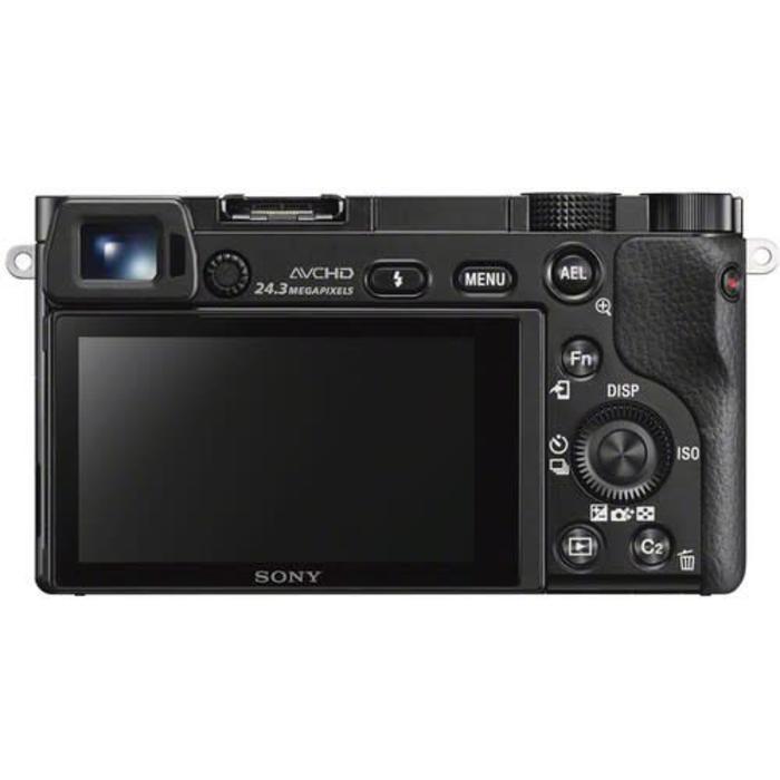 Sony a6000 w/ 16-50mm f/3.5-5.6 OSS - Black