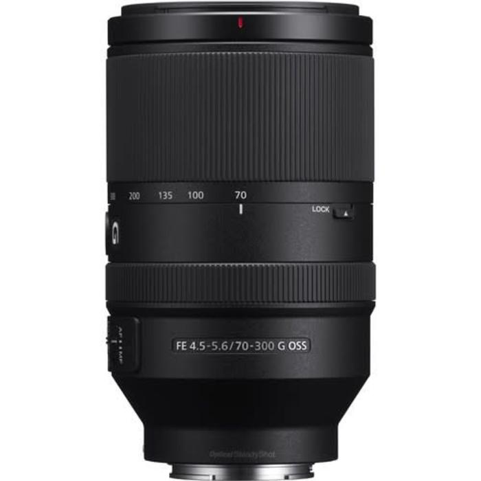 Sony FE 70-300mm f/4.5-5.6 G OSS