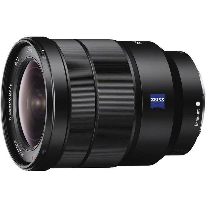 Sony FE T* 16-35mm f/4 Zeiss OSS