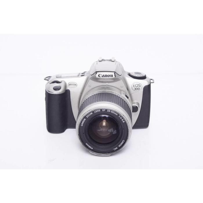 Canon EOS 300 w/ a 28-90mm