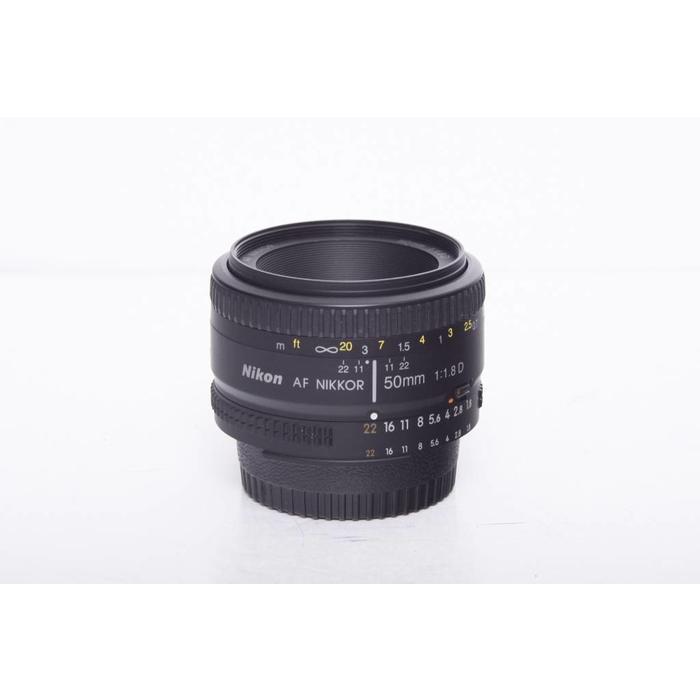 Nikon AF Nikkor 50mm f/1.8 D