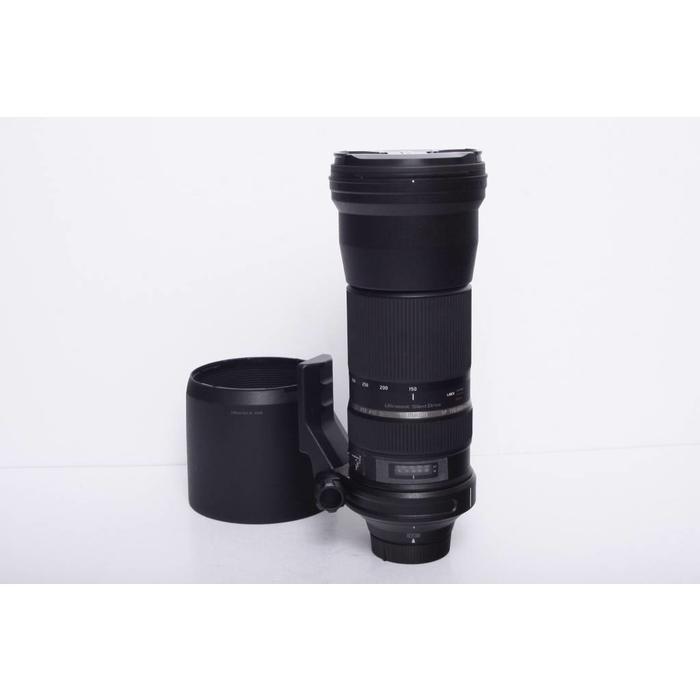 Tamron SP 150-600mm f5-6.3 DI USD for Nikon