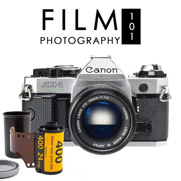 Film Photography 101 Class (March 27, 2019)