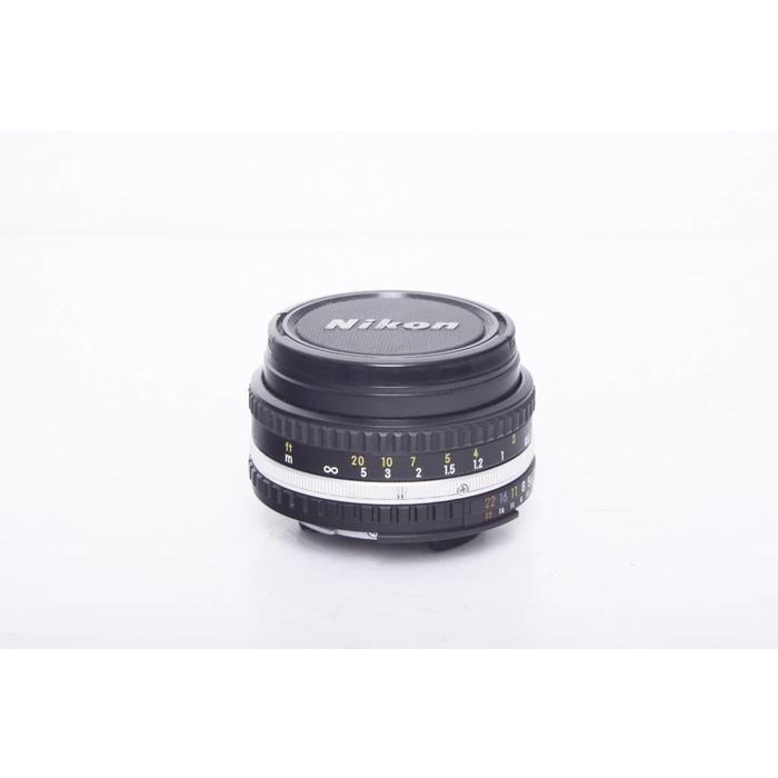 Nikon 50mm Series E f/1.8