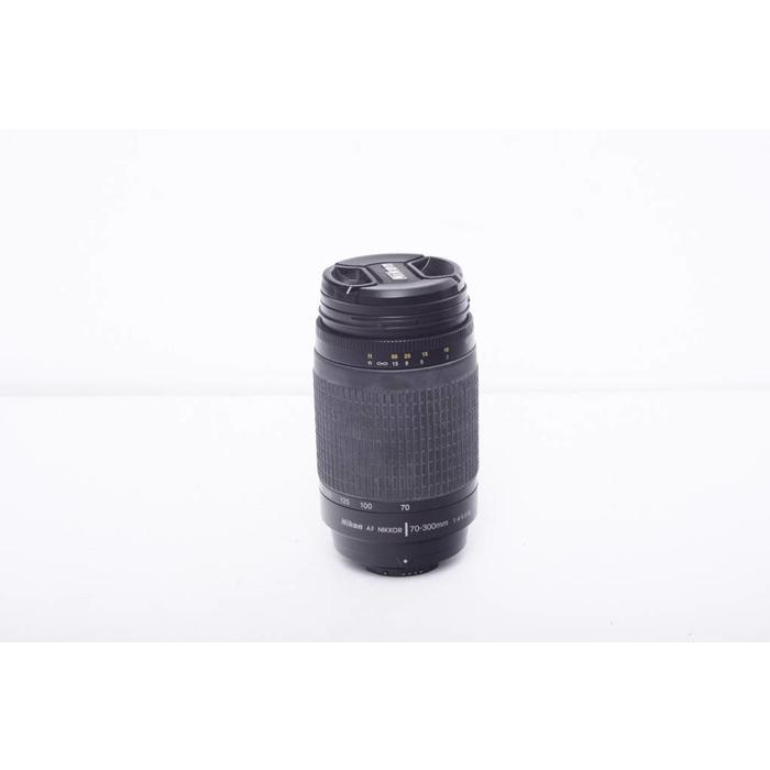 Nikon AF 70-300mm f/4-5.6 G
