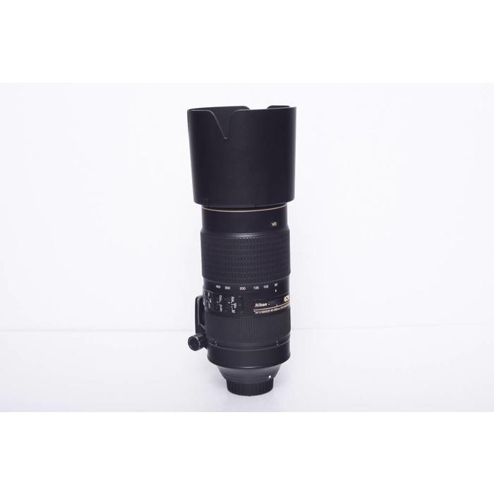 Nikon AF-S 80-400mm f/4.5-5.6G VR II ED