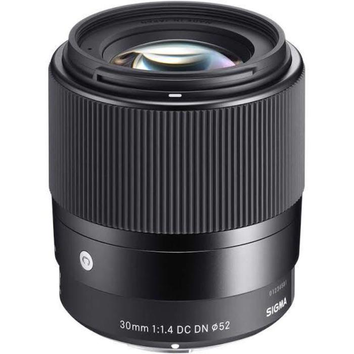 Sigma 30mm F1.4 DC DN | C - Sony E Mount