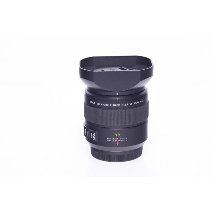 Lumix 45mm f/2.8