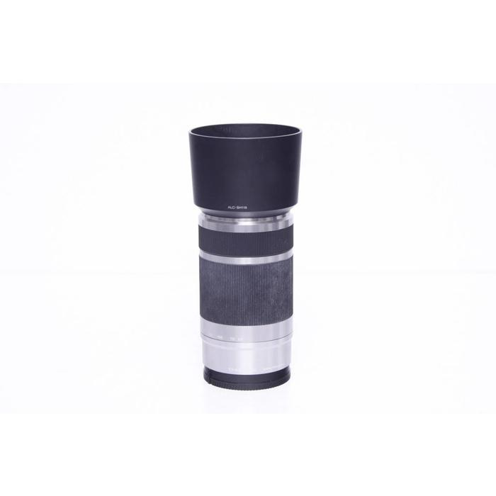 Sony 55-210mm E f/4.5-6.3 OSS