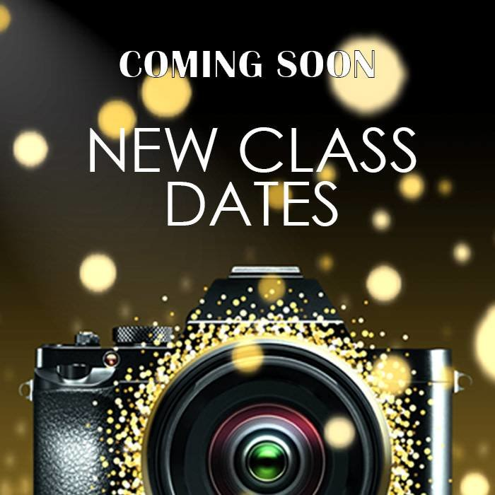 Class Dates Coming Soon