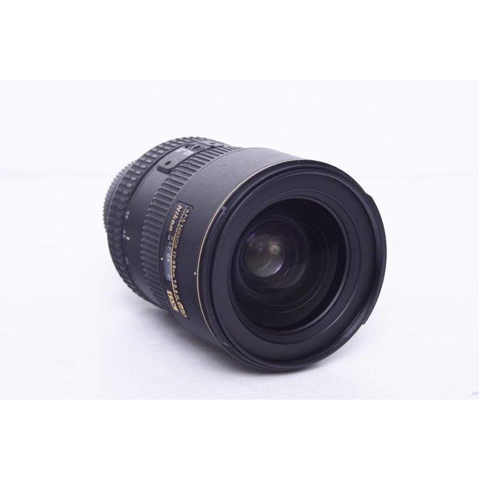 Nikon AF-S 17-55mm f/2.8 G ED