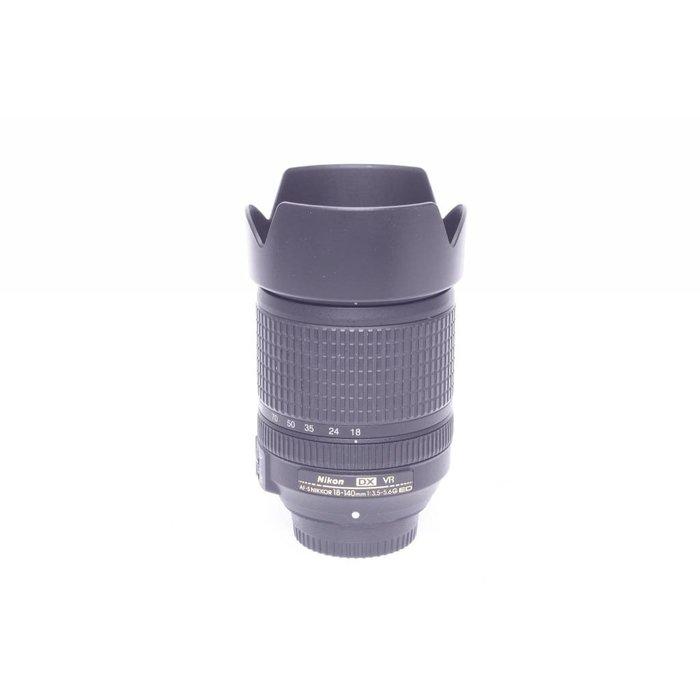 Nikon AF-S 18-140mm f3.5-5.6G VR