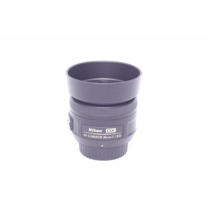 Nikon AF-S DX 35mm f/1.8G