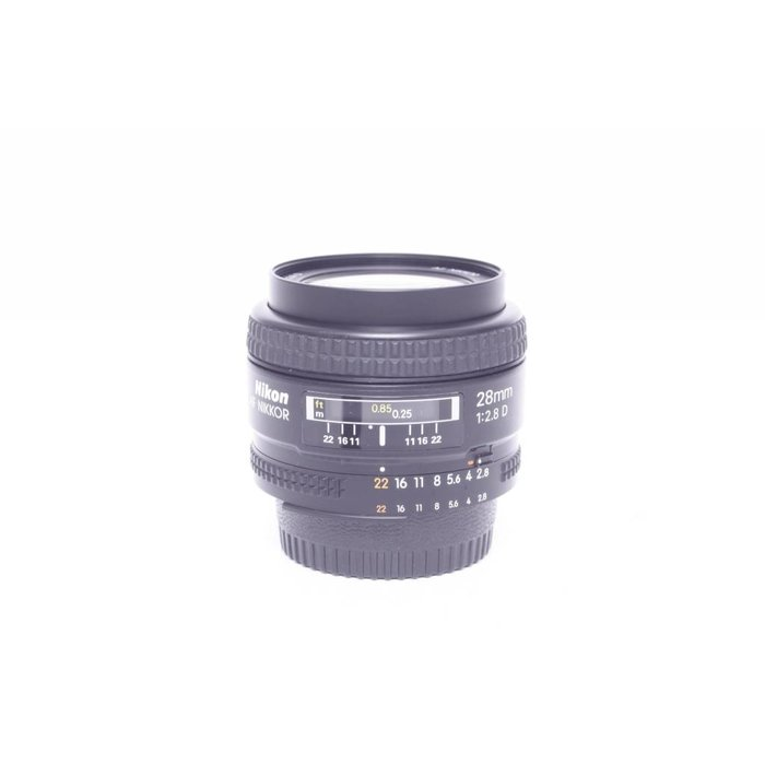 Nikon AF 28mm F2.8 D