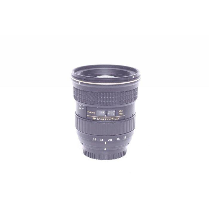 Tokina 12-28mm F4 - Nikon