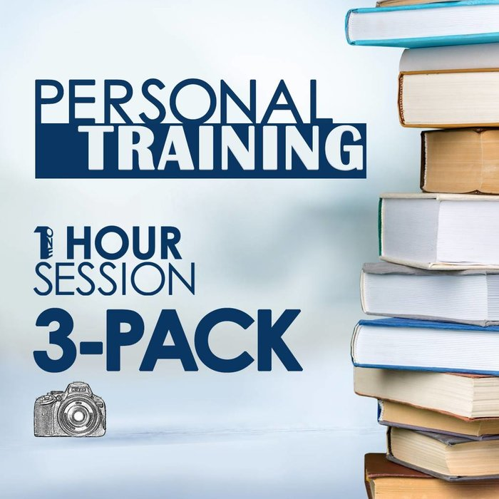 Personal Training - 1 Hour - 3pk