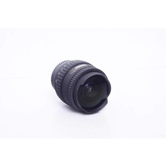 Tokina 10-17mm f/3.5-4.5 Fisheye