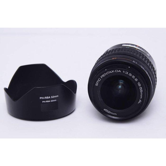 Pentax 18-55mm f3.5-5.6 SMC DA