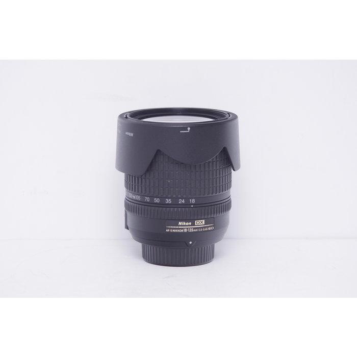Nikon AF-S 18-135mm f/3.5-5.6