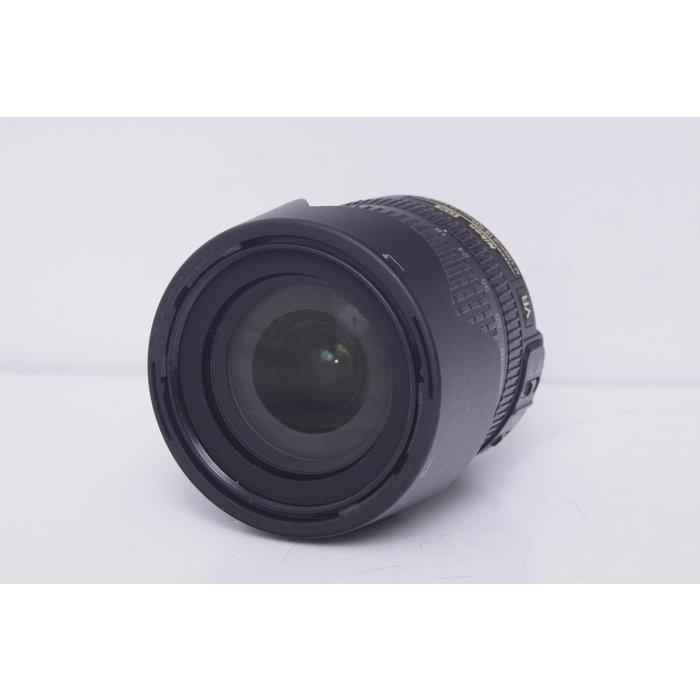 Nikon DX 18-105mm f/3.5-5.6 AF-S VR