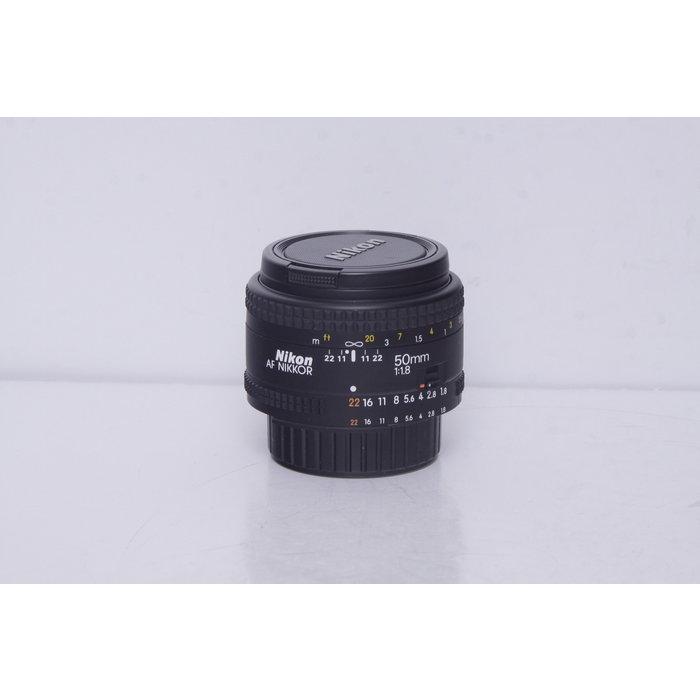 Nikon AF 50mm f/1.8