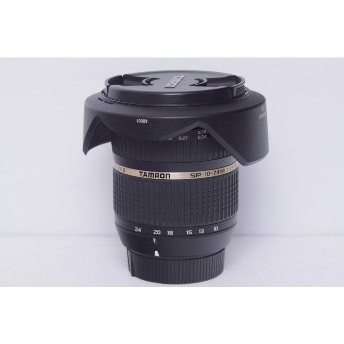 Tamron SP AF 10-24mm f/3.5-4.5 DI II