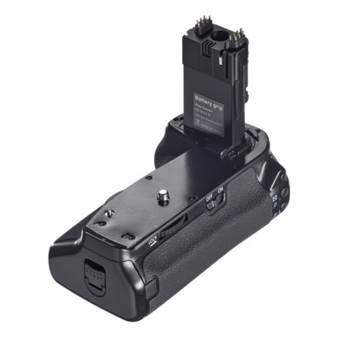 Promaster Canon 6D Mark II Vertical Control Power Grip