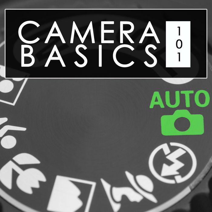 Camera Basics 101: Getting to Know Your Camera (April 15, 2019)