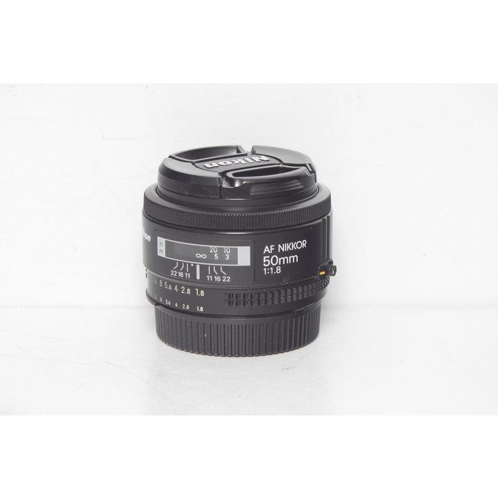 Nikon AF 50mm 1.8