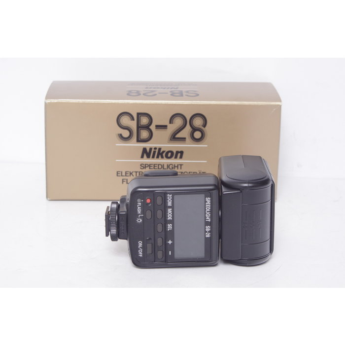Nikon SB-28 Speedlight w/ Box