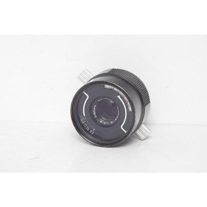 Nikon UW 80mm f/4