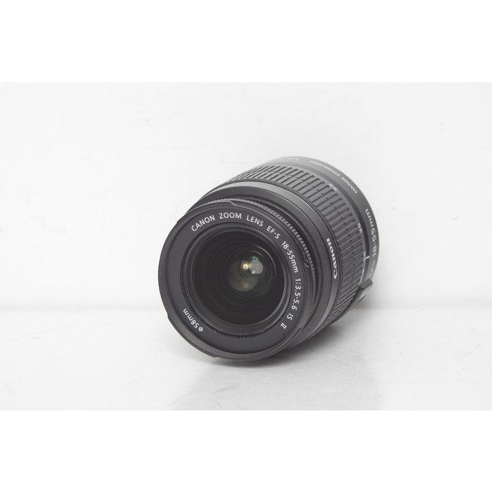 Canon 18-55mm f/3.5-5.6 IS II
