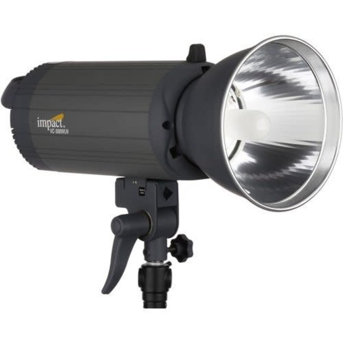 Impact VC-500WLN 3-500Ws Digital Monolight with Transmitter Kit
