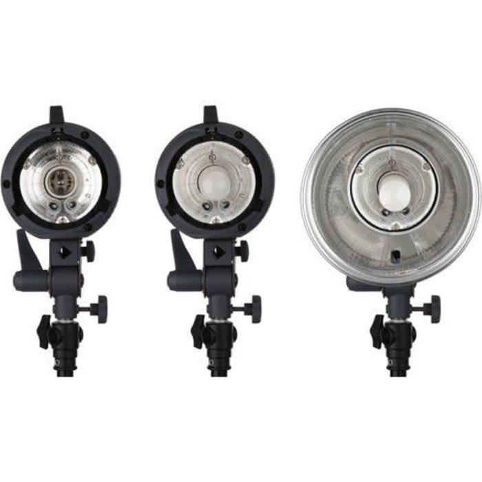 Impact VC-500WLN 3-500Ws Digital Monolight with Transmitter Kit