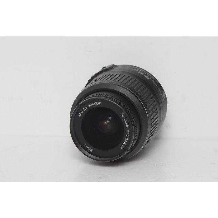 Nikon AF-S 18-55mm f/3.5-5.6G DX VR