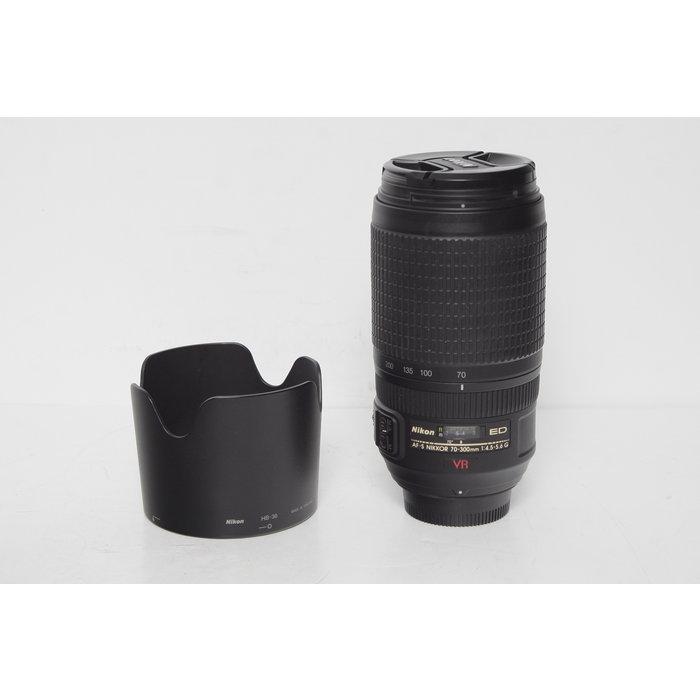 Nikon AF-S 70-300mm f/4.5-5.6 G