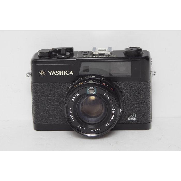 Yashica Electro 35 GX Black Camera